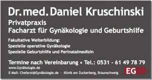 gynaekologie dr. kruschinski